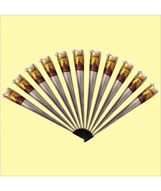 Golecha Special Maroon Henna Cone