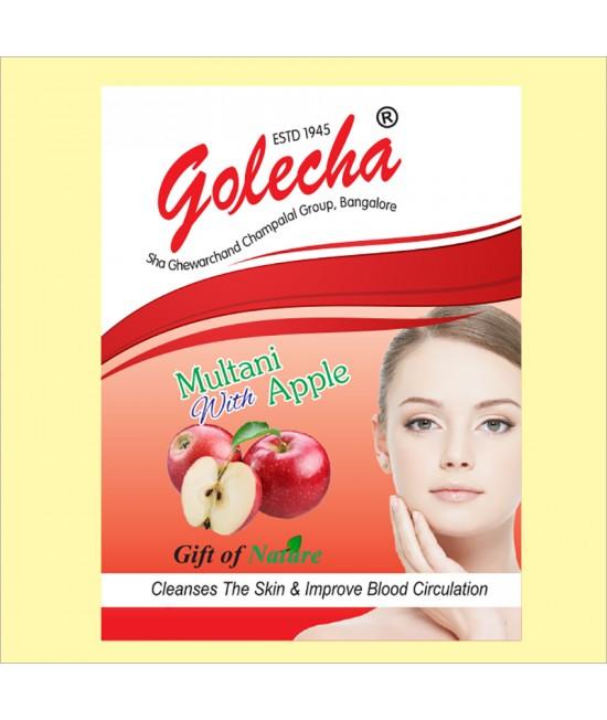 Golecha Multani With Apple Powder