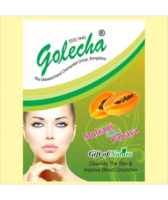 Golecha Multani With Papaya Powder