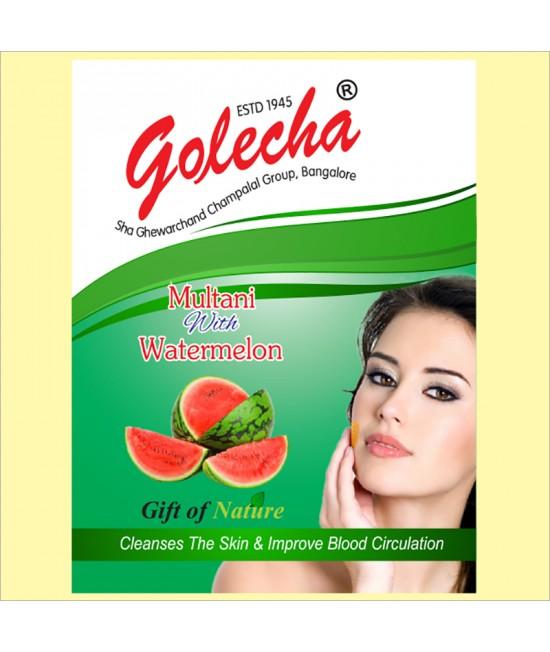 Golecha Multani With Watermelon Powder