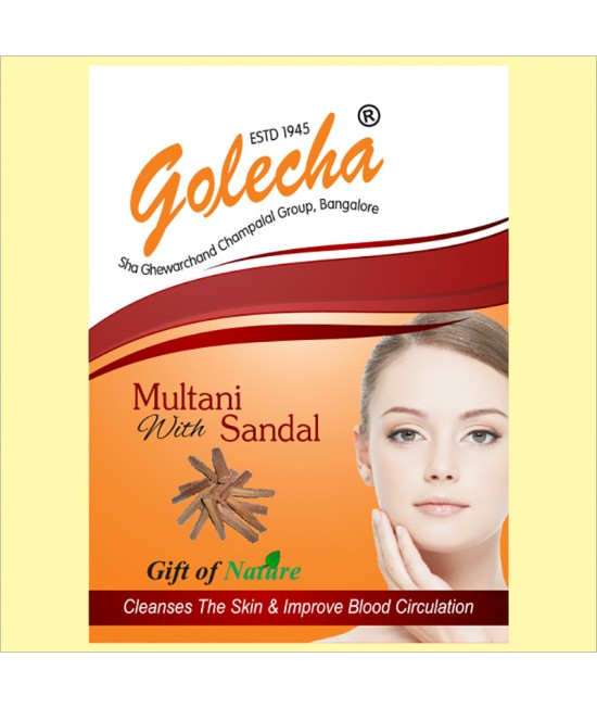 Golecha Multani With Sandal Powder